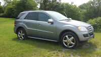2010 Mercedes-Benz M-Class ML 350 Bluetic SUV