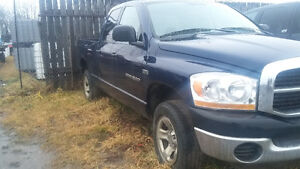 Parting out 2006 Ram 1500 4x4 Strathcona County Edmonton Area image 1