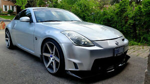 2006 Nissan 350Z Enthusiast Coupe - Many Upgrades