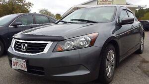 REDUCED 2008 HONDA ACCORD AUTOMATIC 149000KM PRICE $ 6980