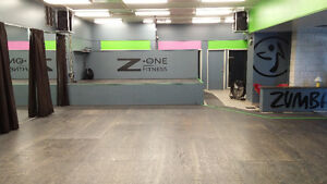 Studio space available for rent - Fitness/Dance/Concert/Parties