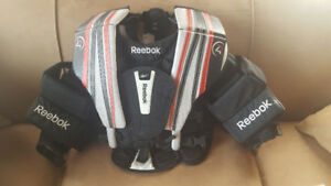 Reebok P4 Goalie Chest Protector - Size Youth Small