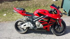 Honda CBR600RR 2005