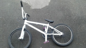 Haro BMX - Black and White