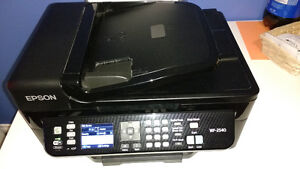 Epson Wireless All-In-One