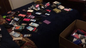 Cell phone cases assorted