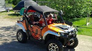 Used 2009 Polaris Razor 800 Orange Madness S LE