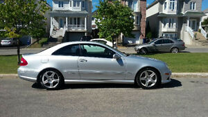 2006 Mercedes-Benz CLK500