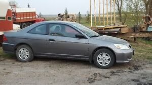 2005 Honda Civic SE Sport Coupe(2 door) Fresh Safety $3800 0b0