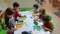 Daycare teacher wanted – Non trained or Level 1, 2, 3 ECE