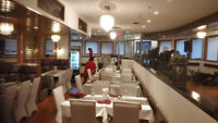 Banquet, Party Hall for Events with Bar and Lounge