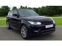2017 Land Rover Range Rover Sport 3.0 V6 S/C HSE Dynamic 5dr Automatic Petrol Es