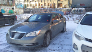 Chrysler 200 2012 automatique (59 000 km)