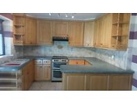 Kitchen!! Solid wood! Need gone asap!!!