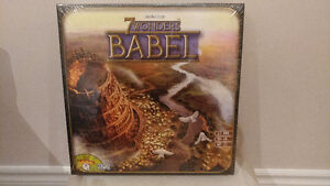 7 Wonders: Babel (Expansion to the 7 Wonders Boardgame)