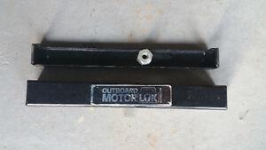 Fulton LOK Outboard engine boat  Motor Lock