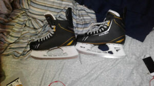 New Bauer supreme one.s   $75 / shoe size US 12 Mens