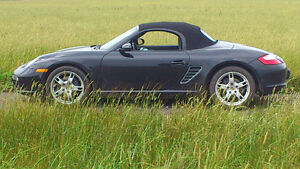 "Porsche Boxster 2007, Prefered  Package, roues ""S"""
