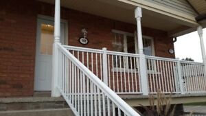 BEAUTIFUL 2 BEDROOM CONDO FOR RENT IN EAST END COBOURG