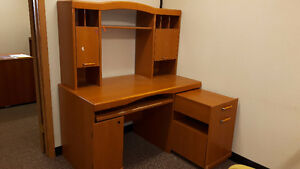 Free desk - please come and take it away