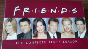 FRIENDS COMPLETE SEASON 10 (RARE HARD TO FIND) DVD SET