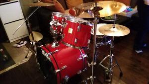 Batterie Yamaha  ( drum set Yamaha)