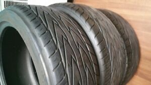 18inch Toyo high performance tires