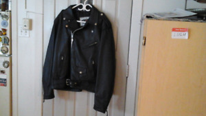 Midtown Leather Jacket