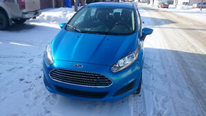 2015 Ford Fiesta SE automatic Hatchback