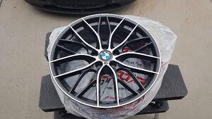 BMW M series 20 inch rims
