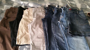 Woman's Clothing Lot - SIZE 13/14 LARGE + Footwear & Purses