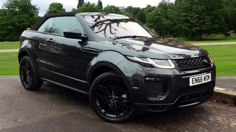 2017 land rover range rover evoque 2 0 td4 hse dynamic lux 2dr automatic diesel in barnet. Black Bedroom Furniture Sets. Home Design Ideas