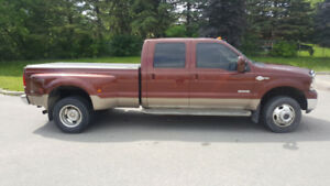 2006 Ford F-350 Pickup Duly Truck