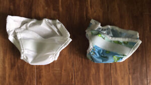 Brand new cloth diapers-new born