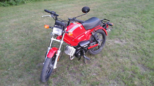 Moped - Tomos LX 2 speed automatic
