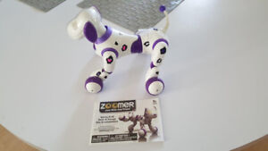 Zoomer robot dog for sale for kids