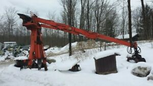Serco 8000 Log Picker