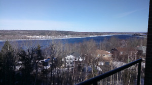 1 bedroom apartment + den with Riverview