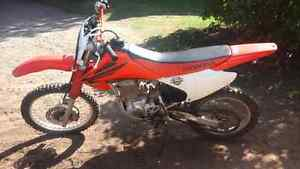 CRF 150 F (2007) (sold)
