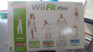 Wii Fit PlusNever