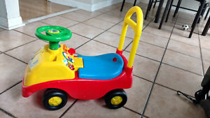 Kids Ride on with Light and sound activity
