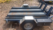 MOTORCYCLE TRAILER HIRE $30 Ryhope Lake Macquarie Area Preview