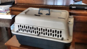 Great Choice size small plastic dog crate