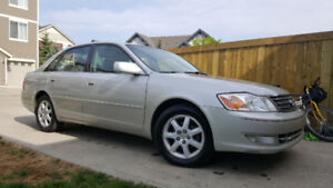 2004 Toyota Avalon Dealer Maintained