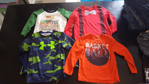 Boys 5t clothing