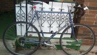 FUJI BERKELEY road bike.