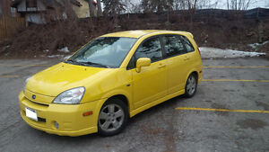 ** ALL-WHEEL DRIVE SUZUKI AEIRO HATCHBACK - SELLING AS IS**