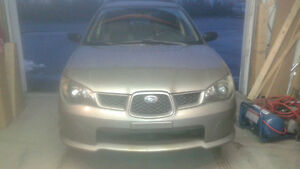 Subaru impreza 2006 *PRICE DROP, MUST GO*