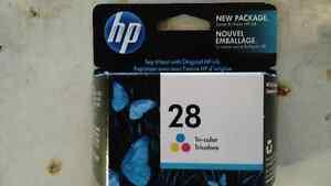 Cartouche d'encre 3 couleurs originale HP28 C8728A neuve