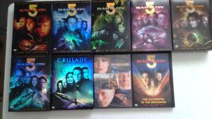 Babylon 5 DVD Collection